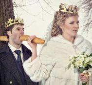 Düğün Fotoğrafı Konusunda Türkleri Aratmayan 20 Rus Çift