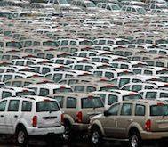 Her Ay Milyonlarca Araba Bu Alanlarda Çürümeye Bırakılıyor.. Nedeniyse Oldukça Şaşırtıcı!