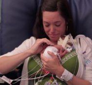 15 Hafta Erken Doğan Bebeğin Yürek Sızlatan Yaşam Mücadelesi.. Mendillerinizi Hazırlayın!