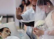 Kanser Hastası Olan Bu Adam Son İsteği Olarak Kız Arkadaşıyla Evlenmek İstedi.. Sonrasında Olanlarsa Yüreğinizi Burkacak..