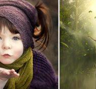 Bir Eli Olmayan Kızının Fotoğraflarını Çeken Annenin Harika Eseri Ödüle Layık Görüldü