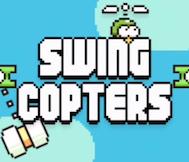 Swing Copters: Flappy Bird Yapımcısından Yeni Oyun!