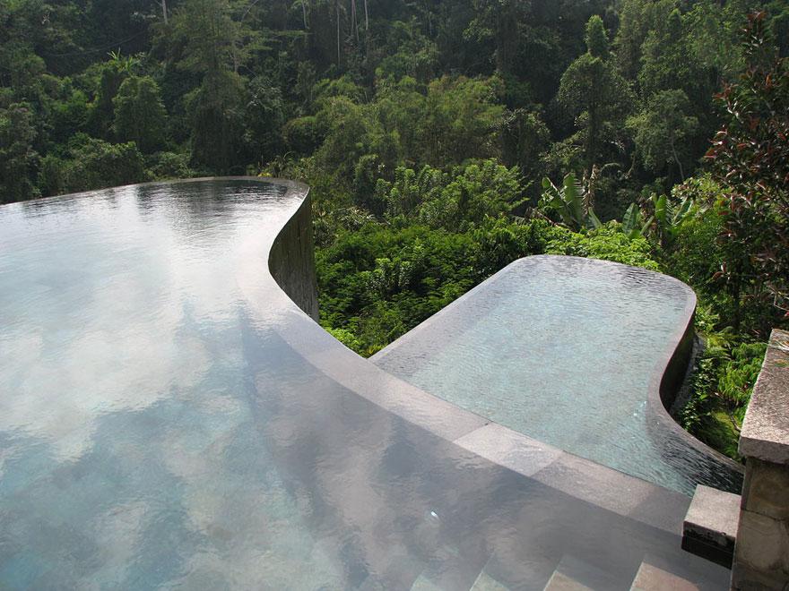Hotel Ubud Hanging Gardens, Endonezya