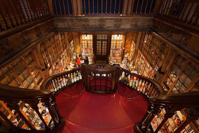 Lello and Irmao Bookstore