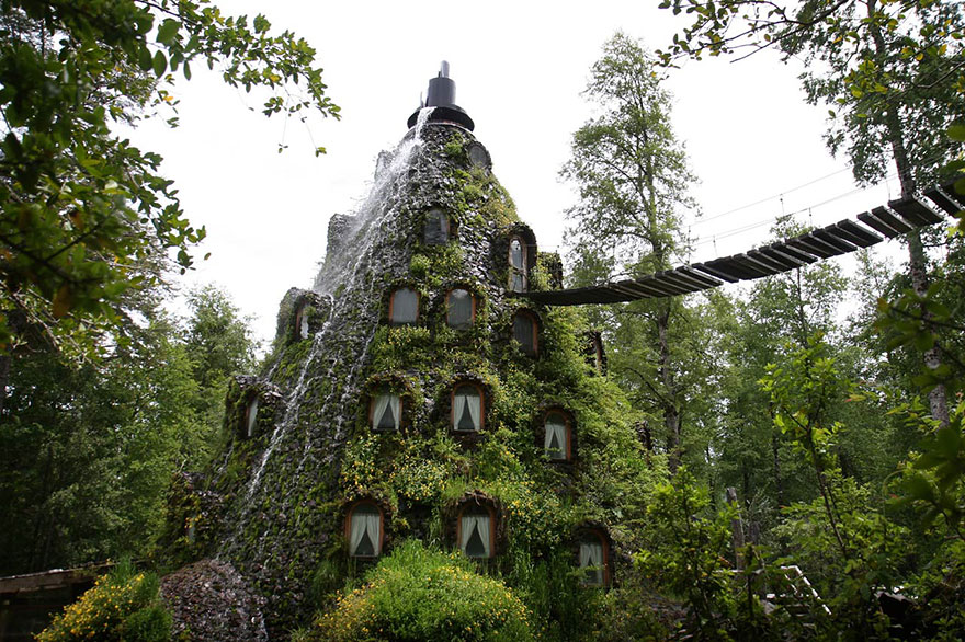 Montana Magica Lodge, Şili