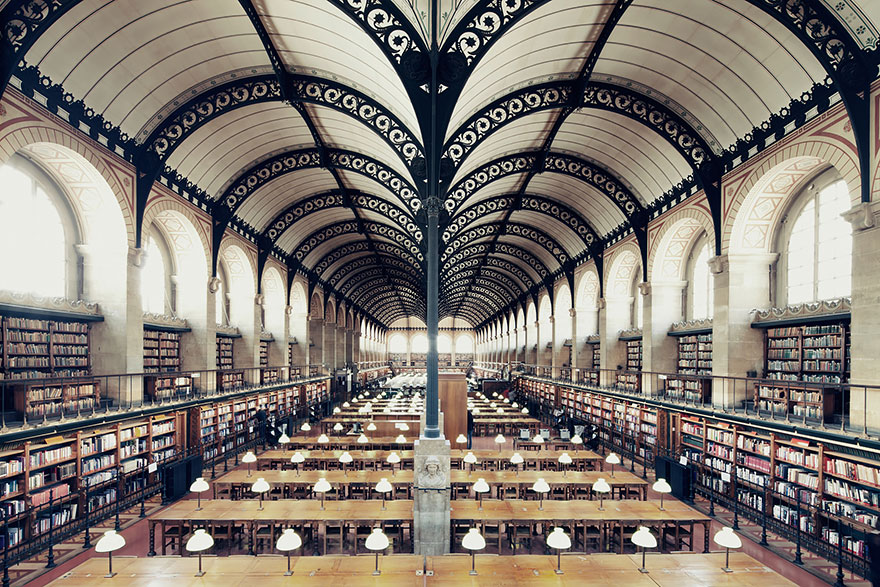 bibliotheque-sainte-genevieve-paris-france