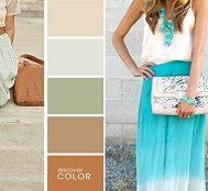 17 Canlı Örnekle Kıyafetlerde Renk Uyumunu Nasıl Yakalayabileceğinizi Öğrenin