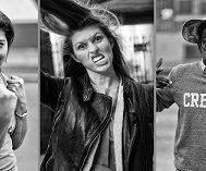 Bu Fransız Sanatçı 30 Yaşına Ayak Basmış İnsanların Fotoğrafını Çekmek İçin 4 Kıta Dolaştı