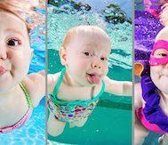 750'den Fazla Bebeğin Su Altında Çekilmiş 10.000 Fotoğrafından En Çok Beğenilen 10'u Listelendi.. İşte O Fotoğraflar!