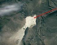 Bu Küçük Kızın Mesajı 11 Arabayla 18,229 Kilometrekare Alana Yazılarak Astronot Babasına İletildi