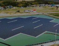 Fukushima Nükleer Sızıntısından Sonra Solar Panel Kurulumunu Arttıran Japonya Göller Üzerine de Panel Kuruyor