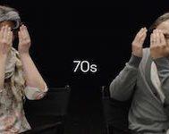 Makyajla 60 Sene Yaşlandırılan Bu Çift Birbirini Gördüğünde Duygusal Anlar Yaşar