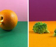 Yiyecekleri Sevimli Birer Sanat Eserine Dönüştüren Tasarımcı