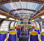 Fransa'nın Trenleri Müzeye Dönüştürme Projesi: Trende Sanat