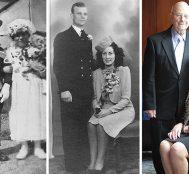 Gerçek Aşkın Kanıtı Olan Eski Fotoğraflarını Canlandıran 15 Çift
