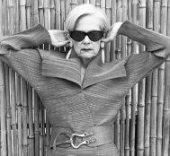 Gençlere Taş Çıkartan 63 Yaşındaki Moda İkonu Lyn Slater