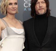 The Walking Dead'in Daryl'si Norman Reedus ve Diane Kruger İlk Çocuklarını Kucaklarına Aldı