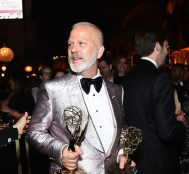 Yapımcı ve Yönetmen Ryan Murphy'e Hollywood Walk of Fame Yıldızı Verildi