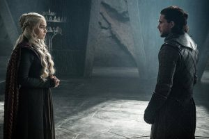 Kit Harington, Game of Thrones'un Sezon Finali Hakkında Konuştu!