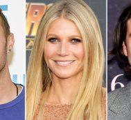 Gwyneth Paltrow, Yeni Eşi Brad Falchuk ve Eski Eşi Chris Martin ile Balayına Gitti