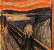 Edvard Munch'ın Ünlü Tablosu 'The Scream' Film Oluyor